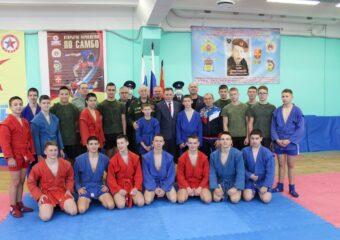 Итоги проведения ХI открытого лично – командного областного турнира по самбо  памяти капитана Михаила Грушева