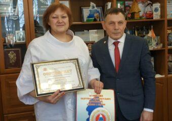 В Ассоциацию вступило образовательное учреждение г. Ижевска Республики Удмуртия «Школа кадетского движения»